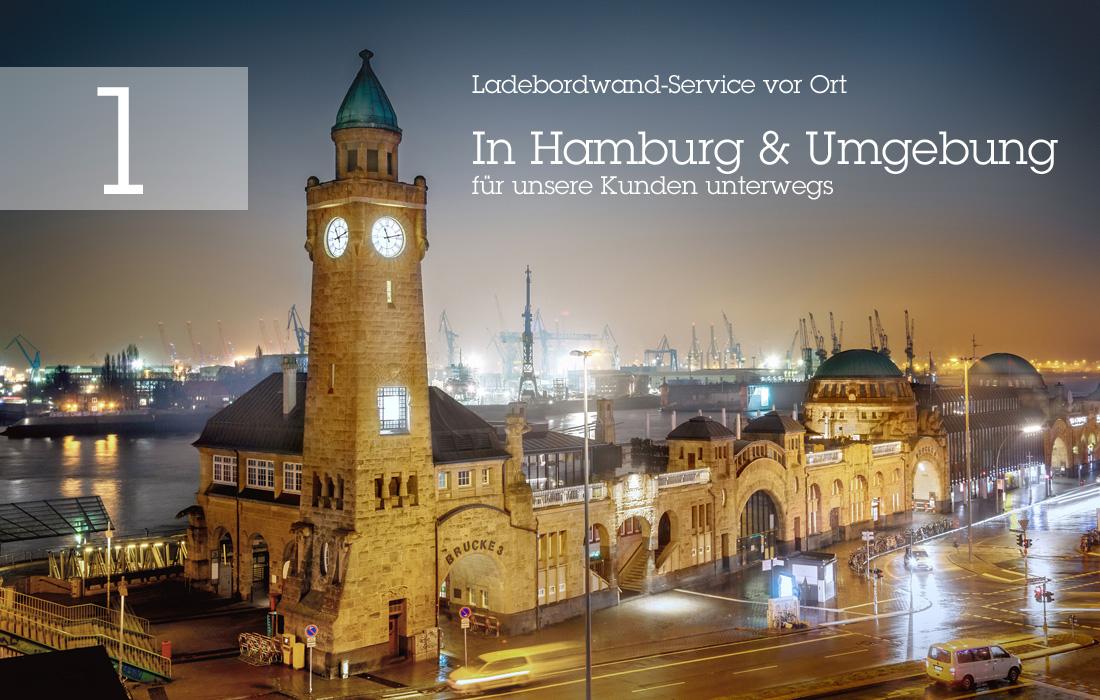 Service vor Ort Hamburg